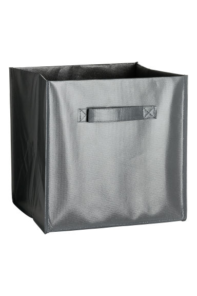 Storage box - Grey - Home All | H&M CN 1