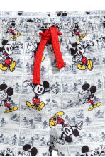 Zwemshort - Wit/Mickey Mouse -  | H&M BE 2