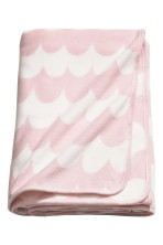 Light pink/Patterned