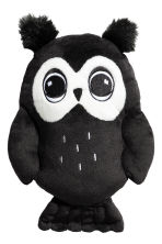 Animal en peluche - Gris anthracite/hibou - HOME | H&M CH 2