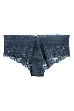 Hipster 蕾絲內褲 - Dark blue - Ladies | H&M 2