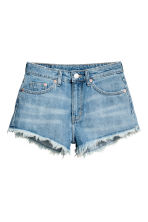 Short denim shorts - Denim blue - Ladies | H&M CA 2