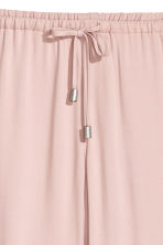 Pull-on trousers - Powder pink - Ladies | H&M CN 3