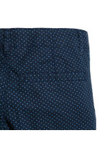Chino shorts - Dark blue - Kids | H&M 3