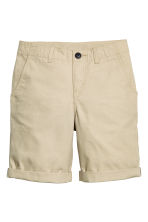 Chino shorts - Light beige - Kids | H&M 2