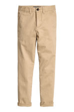 Slim fit Chinos - Beige - Kids | H&M 2