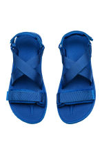 Sandals - Cornflower blue - Men | H&M 2