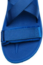 Sandals - Cornflower blue - Men | H&M 3