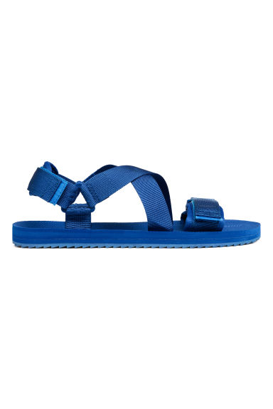 Sandals - Cornflower blue - Men | H&M 1