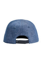 Cotton cap with a motif - Blue/New York - Kids | H&M 2