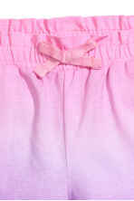 Jersey shorts - Pink/Purple - Kids | H&M CN 2