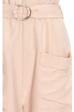 Playsuit - Light beige - Ladies | H&M 3