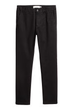 Chinos in cotone Skinny fit - Nero - UOMO | H&M IT 2