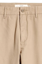Cotton chinos - Beige - Men | H&M 4