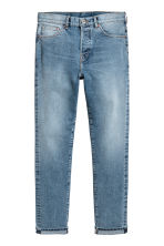 Relaxed Skinny Jeans - Denim blue - Men | H&M 2