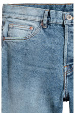 Relaxed Skinny Jeans - Denim blue - Men | H&M 4