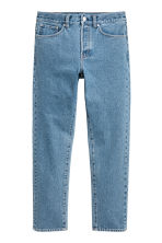 Straight Regular Jeans - Bleu denim clair - HOMME | H&M CH 2