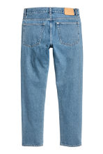 Straight Regular Jeans - Bleu denim clair - HOMME | H&M CH 3