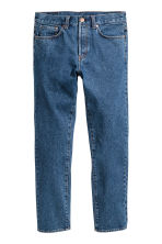 Straight Regular Jeans - Denim blue -  | H&M 2