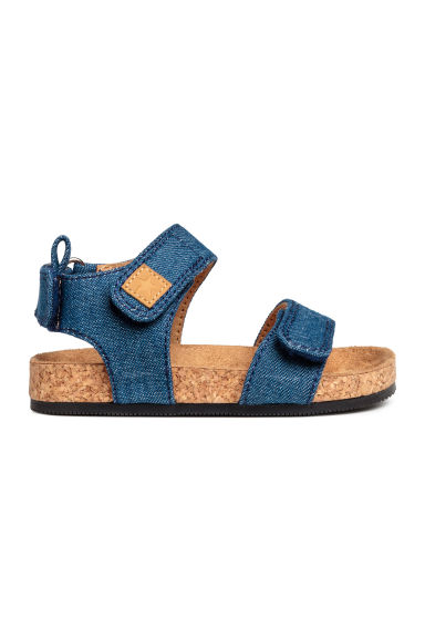 Sandals - Dark blue - Kids | H&M CA