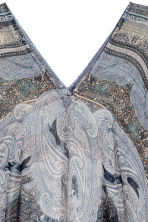 雪紡披肩 - Blue/Paisley - Ladies | H&M 2