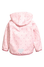 Softshell jacket - Light pink/Heart - Kids | H&M CA 3