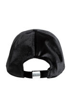 Velvet cap - Black - Ladies | H&M 2