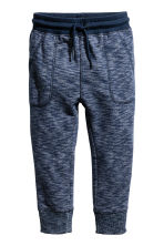Joggers - Dark blue marl - Kids | H&M 2