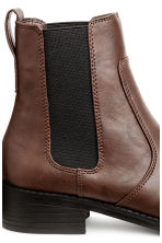 Chelsea boots - Dark brown - Ladies | H&M 4