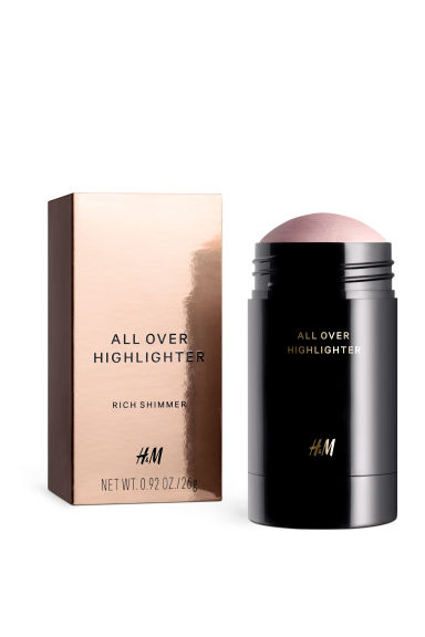 All-over Highlighter - Rose Pearl - Ladies | H&M CA 1
