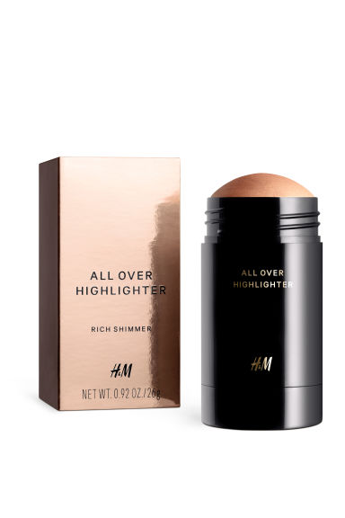 Highlighter - Golden Bronze - DAMES | H&M BE 1