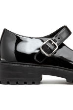 Chunky-soled shoes - Black - Ladies | H&M 4