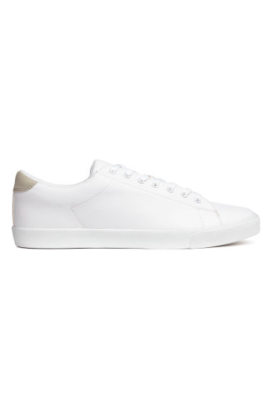 Sneakers - Wit - HEREN | H&M BE