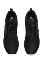Mesh trainers - Black - Men | H&M IE 2