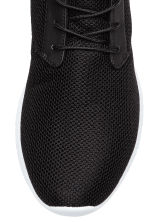 Mesh trainers - Black - Men | H&M IE 3