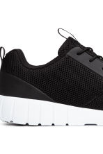 Mesh trainers - Black - Men | H&M IE 4
