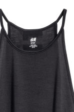 Sports vest top - Black - Ladies | H&M 4