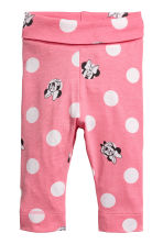 3-piece jersey set - Pink/Minnie Mouse - Kids | H&M 2