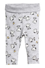 3-piece jersey set - White/Snoopy - Kids | H&M 2