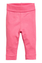 3-piece jersey set - Light pink/Cat - Kids | H&M 2