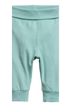 3-piece jersey set - Dusky green/bears -  | H&M CA 3