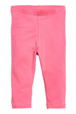 Lot de 2 leggings - Rose -  | H&M FR 2