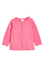 2-pack tops - Pink - Kids | H&M 2
