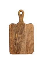 Wooden chopping board - Natural - Home All | H&M GB 1
