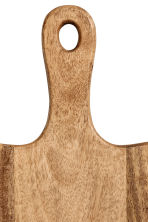 Wooden chopping board - Natural - Home All | H&M GB 2