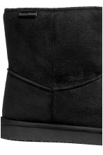 Soft boots - Black - Ladies | H&M 4