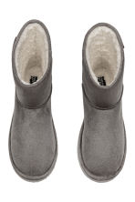 Soft boots - Grey - Ladies | H&M 2