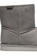 Soft boots - Grey - Ladies | H&M 4