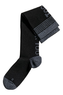 Compression fit socks
