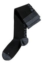 Compression fit socks - Black - Ladies | H&M CN 1